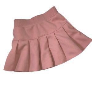 UNIQLO girls two Pockets peach skirt size Xs